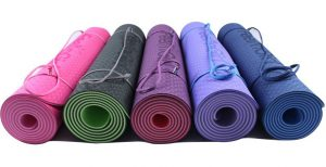 Tapis de yoga FeelinGirl - coloris
